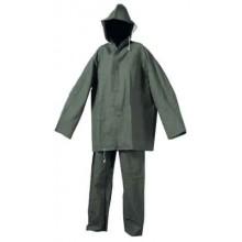 Dvojdielny ochranný odev CARINA zelený