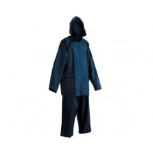 Dvojdielny ochranný odev CARINA modrý
