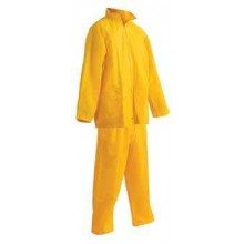 Dvojdielny ochranný odev CARINA žltý