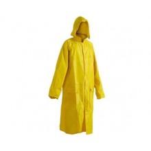 Ochranný plášť s kapucňou NEPTUN žltý