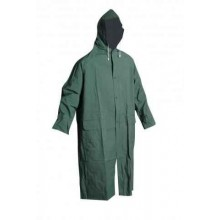 Ochranný plášť s kapucňou NEPTUN zelený