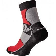 KNOXFIELD BASIC ponožky červené