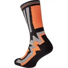 KNOXFIELD LONG ponožky oranžové
