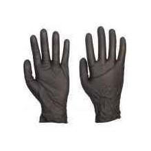 Jednorázové nitrilové rukavice SPOONBIL čierne