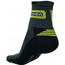 Ponožky WASAT PANDA čierne
