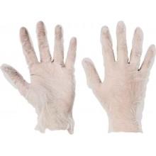 Pracovné rukavice RAIL púdrované