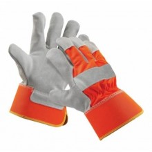 "Pracovné rukavice CURLEW oranžové ""HI VIS"""