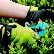 Pracovné rukavice CRISTATA zelené