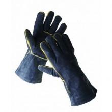 Pracovné rukavice SANDPIPER čierne