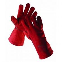Pracovné rukavice SANDPIPER červené