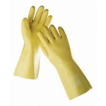 Pracovné rukavice STANDARD žlté