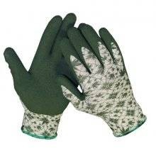PINTAIL ruk. plet.nylon. hnedá/zelená