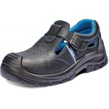Raven XT S1P sandal SRC čierna