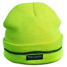 TURIA čiapka- reflexná žltá