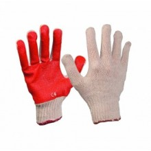 Pracovné rukavice SCOTER červené