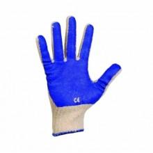 Pracovné rukavice SCOTER modré