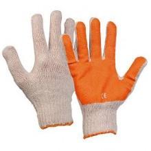 Pracovné rukavice SCOTER oranžové