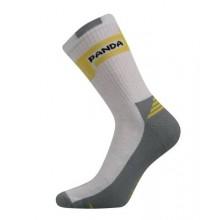 Ponožky WASAT PANDA biele