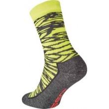 OTATARA ponožky čiernažltá
