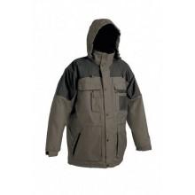 Zateplená nepremokavá bunda ULTIMO sivá