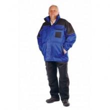 Zateplená nepremokavá bunda ULTIMO modrá
