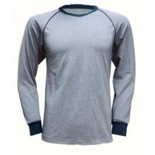 Termo tričko s dlhým rukávom LION sivé