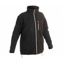 Fleecová bunda KARELA čierna