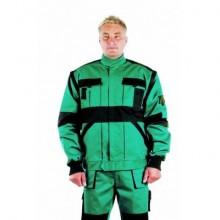 Pánska bundokošeľa MAX 2v1 zeleno-čierna