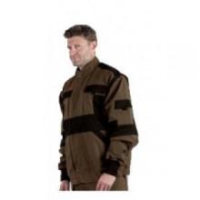 Pánska bundokošeľa MAX 2v1 khaki-čierna