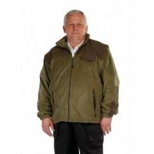 Fleecová bunda RANDWIK 2v1 zelená