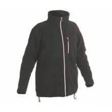 Fleecová bunda KARELA tmavomodrá