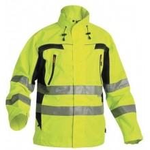 Pánska výstražná bunda TICINO, žltá
