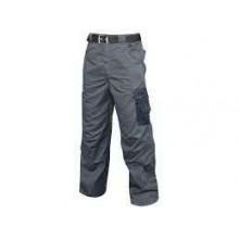 Športové montérkové nohavice 4TECH do pása - predĺžené