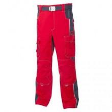 Nohavice do pása VISION červené
