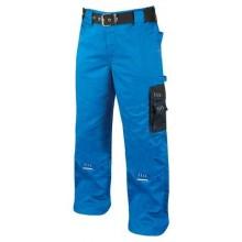 Športové montérkové nohavice 4TECH BLUE do pása