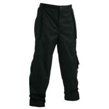 Pánske pracovné nohavice do pása RHINO čierne