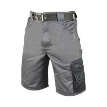 Krátke nohavice 4TECH šedé