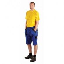 Krátke nohavice MAX modro-čierne