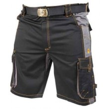 Krátke nohavice VISION čierne