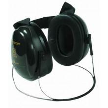 Mušľové slúchadlá PELTOR H520B-408-GQ OPTIME II