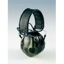 Mušľové slúchadlá PELTOR MT16H210-F-478-GN SPORT TAC