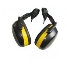 ED 2C slúchadlá - hlava EAR DEFENDER yellow