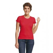 Tričko SURMA LADY červené