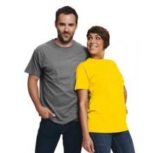 Tričko TEESTA žlté