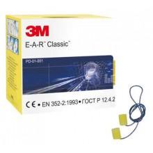 Zátky do uší 3M EAR CLASSIC so šnúrkou