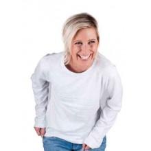 Tričko s dlhým rukávom CAMBON svetlosivé